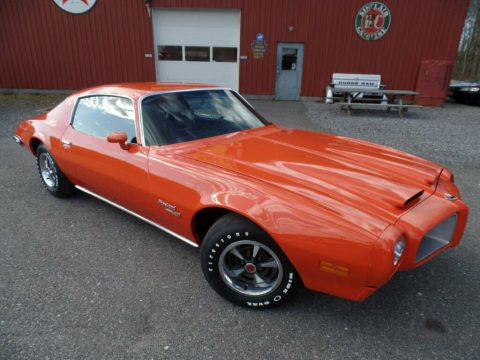 1970 Pontiac Firebird for sale