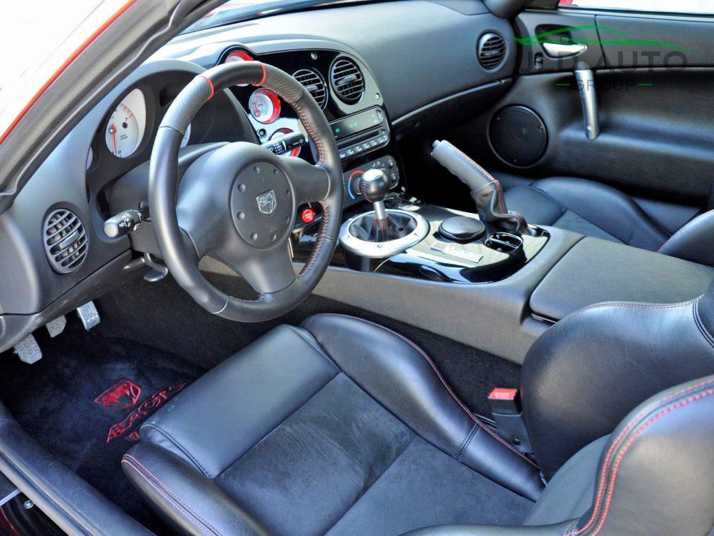 2010 Dodge Viper ACR