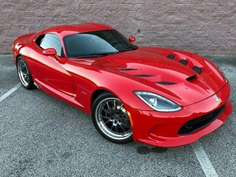 2013 Dodge Viper for sale