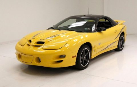 2002 Pontiac Firebird Trans Am for sale