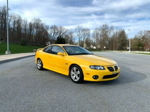 2004 Pontiac GTO for sale