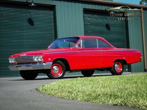 1962 Chevrolet Bel Air for sale