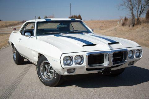 1969 Pontiac Trans Am for sale