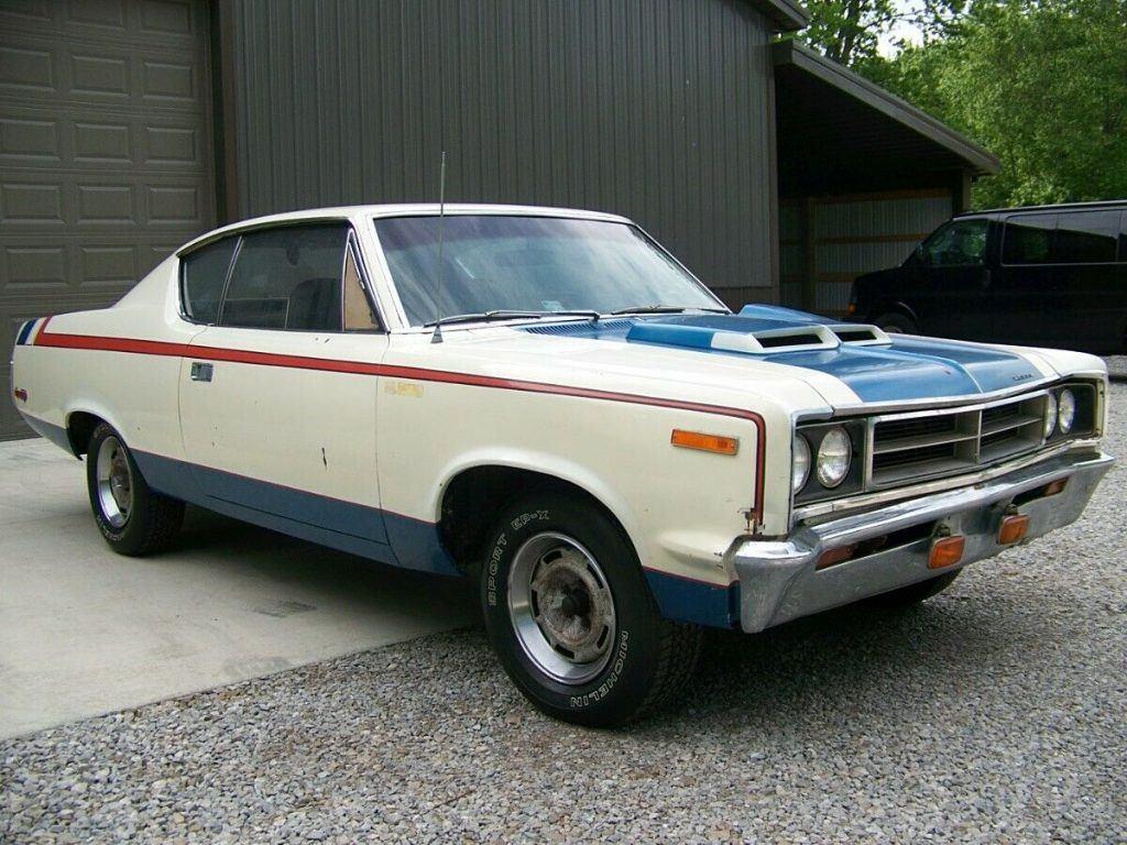 1970 AMC Rebel
