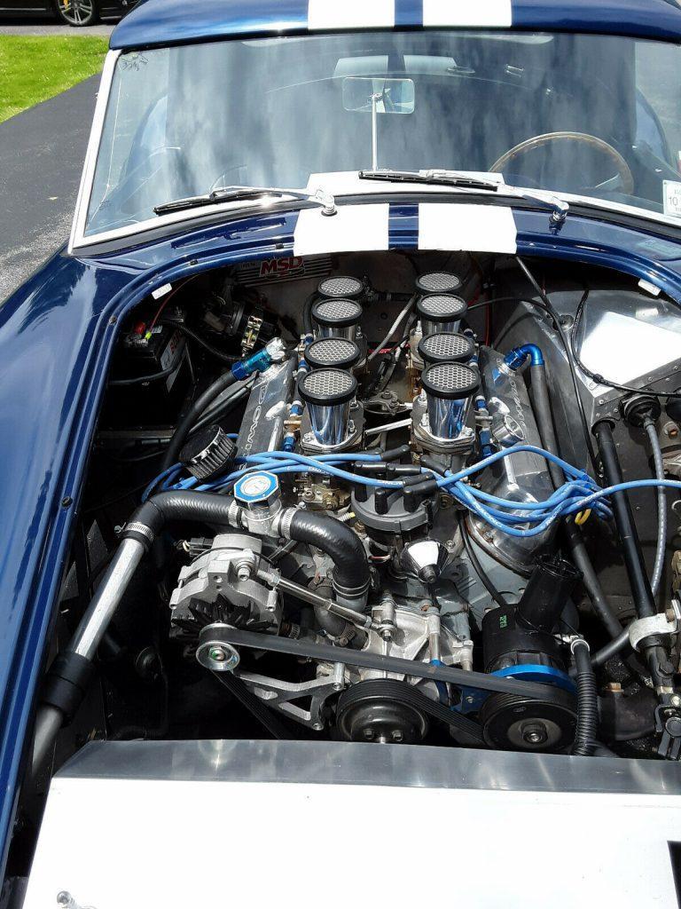 1999 AC Shelby Cobra