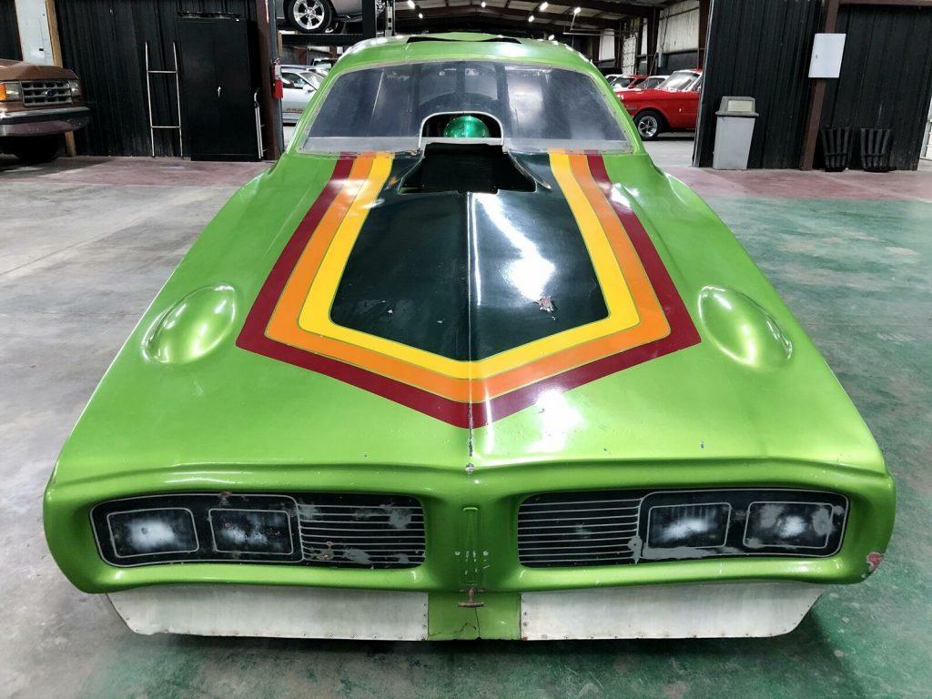 1972 Dodge Funny Car