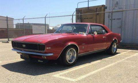 1967 Chevrolet Camaro SS/RS for sale