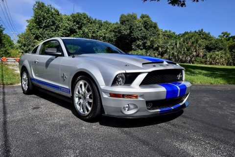 2008 Shelby GT500KR for sale