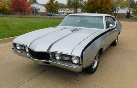 1968 Oldsmobile 442 for sale