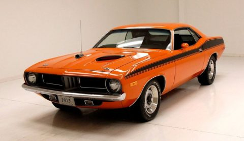 1973 Plymouth Barracuda for sale