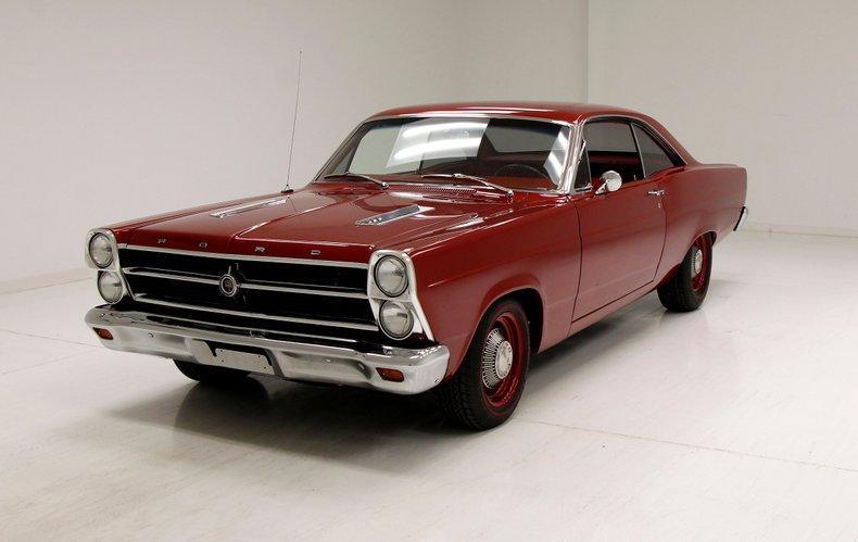 1966 Ford Fairlane GTA