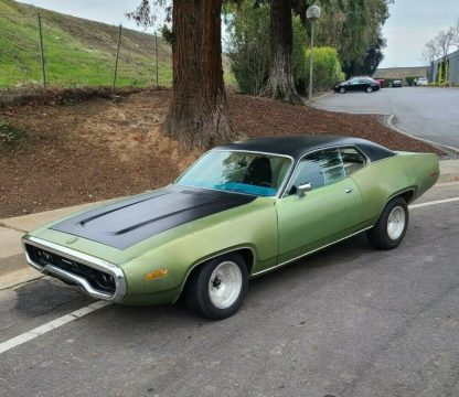 1971 Plymouth Satellite for sale
