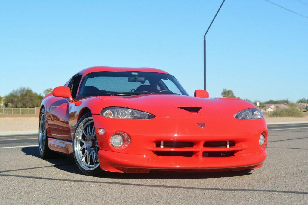 1999 Dodge Viper GTS
