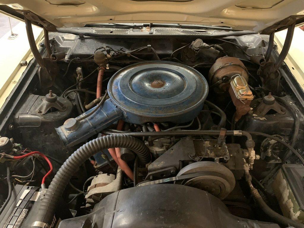 1971 Mercury Cyclone GT