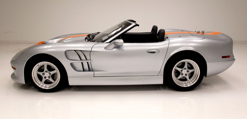 1999 Shelby Series 1 Roadster