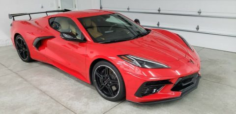 2020 Chevrolet Corvette C8 for sale