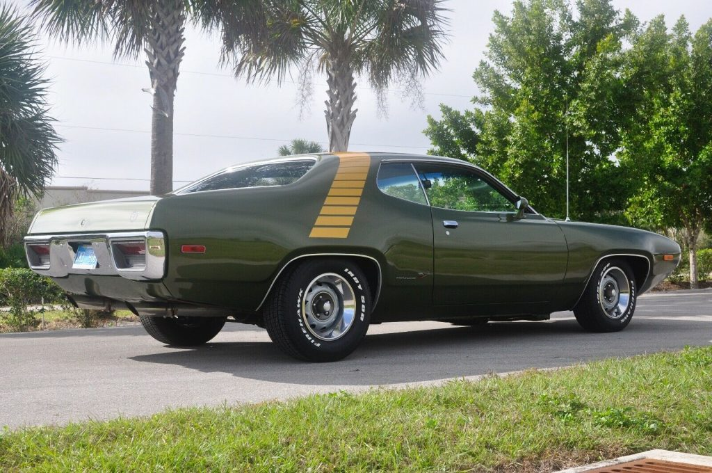 1972 Plymouth Road Runner