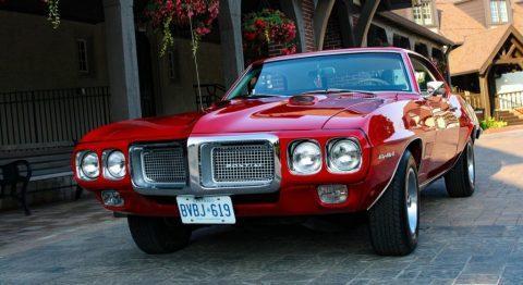 1969 Pontiac Firebird for sale
