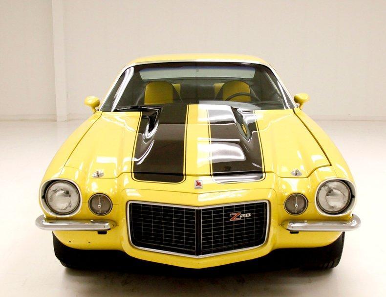 1971 Chevrolet Camaro Z/28