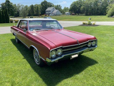 1965 Oldsmobile 442 for sale