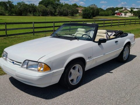 1993 Ford Mustang Convertible for sale
