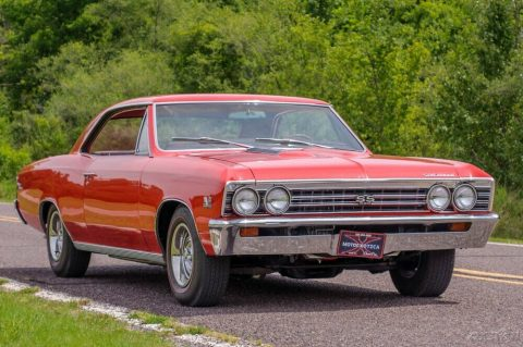 1967 Chevrolet Chevelle SS for sale