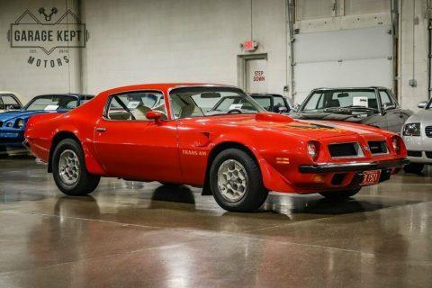 1974 Pontiac Firebird Trans Am for sale